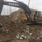 Экскаватор гусеничный Volvo EC 240 BLC