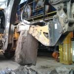 Демонтаж бетонных полов