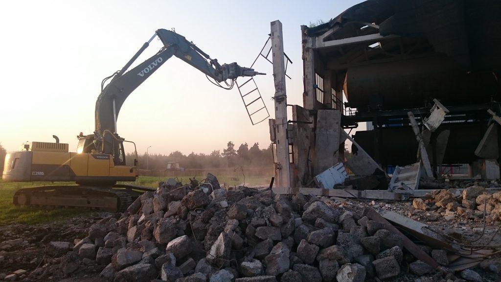 Демонтаж, демонтажные работы